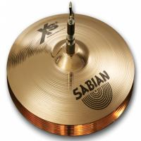 """Sabian 13"""" XS20 Medium Hi-Hats"""
