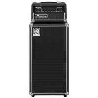 Ampeg micro CL bass stack
